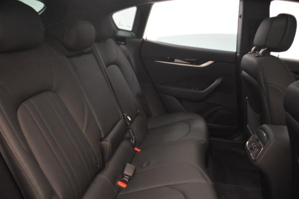 New 2018 Maserati Levante Q4 for sale Sold at Alfa Romeo of Westport in Westport CT 06880 24