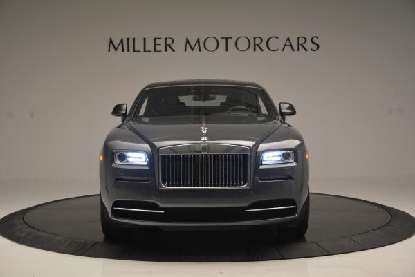 New 2016 Rolls-Royce Wraith for sale Sold at Alfa Romeo of Westport in Westport CT 06880 11