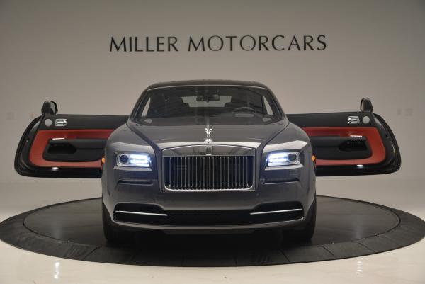 New 2016 Rolls-Royce Wraith for sale Sold at Alfa Romeo of Westport in Westport CT 06880 12