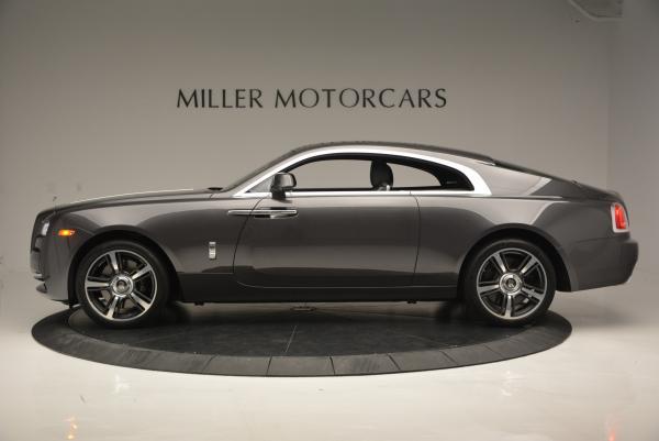 New 2016 Rolls-Royce Wraith for sale Sold at Alfa Romeo of Westport in Westport CT 06880 2