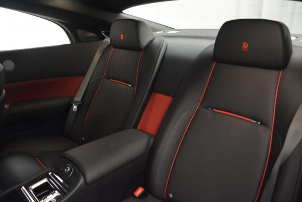 New 2016 Rolls-Royce Wraith for sale Sold at Alfa Romeo of Westport in Westport CT 06880 24