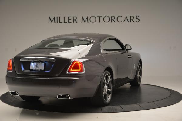 New 2016 Rolls-Royce Wraith for sale Sold at Alfa Romeo of Westport in Westport CT 06880 6