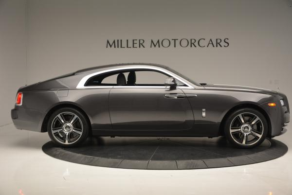 New 2016 Rolls-Royce Wraith for sale Sold at Alfa Romeo of Westport in Westport CT 06880 8