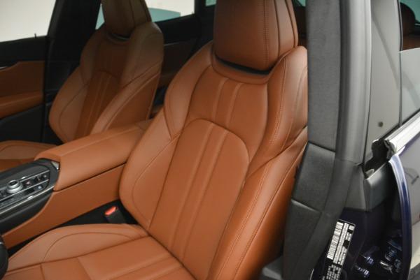 New 2018 Maserati Levante Q4 GranSport for sale Sold at Alfa Romeo of Westport in Westport CT 06880 15