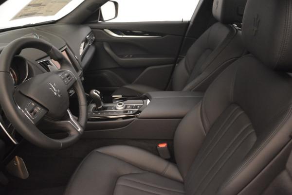 New 2018 Maserati Levante Q4 for sale Sold at Alfa Romeo of Westport in Westport CT 06880 13