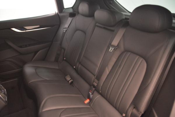 New 2018 Maserati Levante Q4 for sale Sold at Alfa Romeo of Westport in Westport CT 06880 19