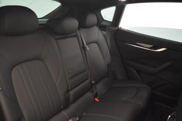 New 2018 Maserati Levante Q4 for sale Sold at Alfa Romeo of Westport in Westport CT 06880 25