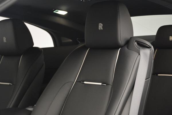 New 2016 Rolls-Royce Wraith for sale Sold at Alfa Romeo of Westport in Westport CT 06880 18