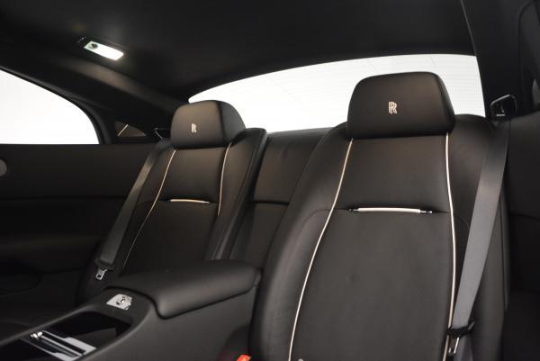 New 2016 Rolls-Royce Wraith for sale Sold at Alfa Romeo of Westport in Westport CT 06880 21