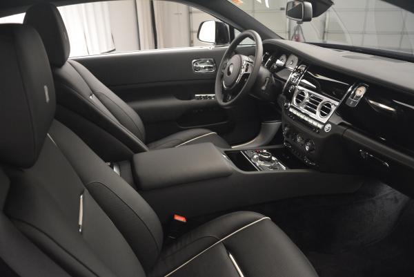 New 2016 Rolls-Royce Wraith for sale Sold at Alfa Romeo of Westport in Westport CT 06880 23