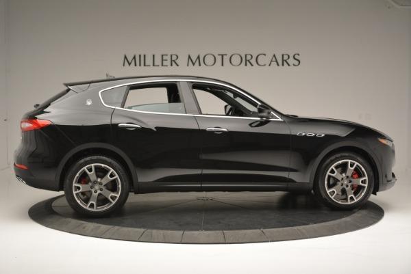 New 2018 Maserati Levante Q4 for sale Sold at Alfa Romeo of Westport in Westport CT 06880 12