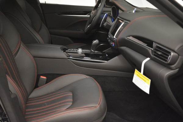 New 2018 Maserati Levante Q4 for sale Sold at Alfa Romeo of Westport in Westport CT 06880 27
