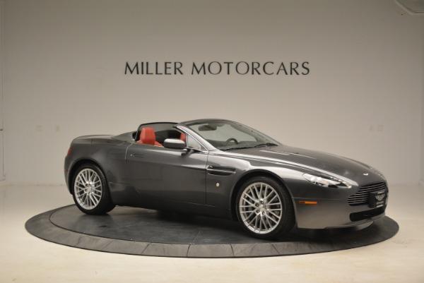 Used 2009 Aston Martin V8 Vantage Roadster for sale Sold at Alfa Romeo of Westport in Westport CT 06880 10