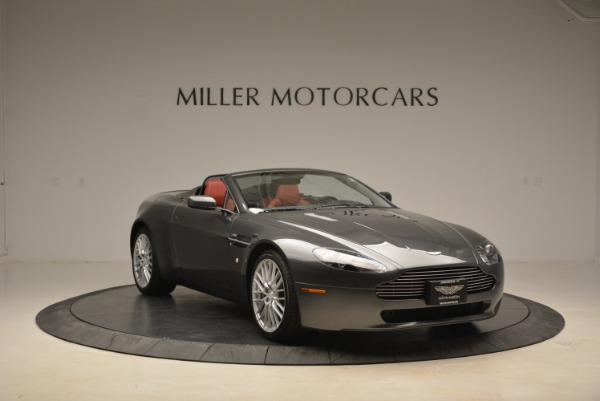 Used 2009 Aston Martin V8 Vantage Roadster for sale Sold at Alfa Romeo of Westport in Westport CT 06880 11