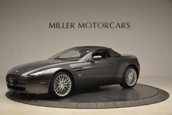 Used 2009 Aston Martin V8 Vantage Roadster for sale Sold at Alfa Romeo of Westport in Westport CT 06880 14