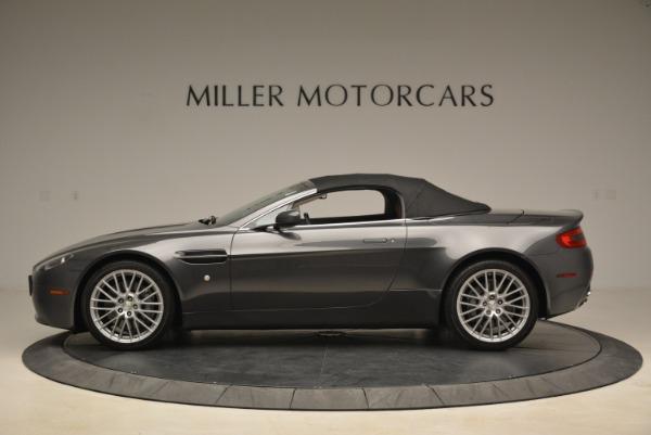 Used 2009 Aston Martin V8 Vantage Roadster for sale Sold at Alfa Romeo of Westport in Westport CT 06880 15