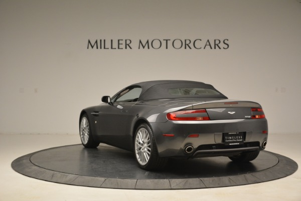 Used 2009 Aston Martin V8 Vantage Roadster for sale Sold at Alfa Romeo of Westport in Westport CT 06880 17