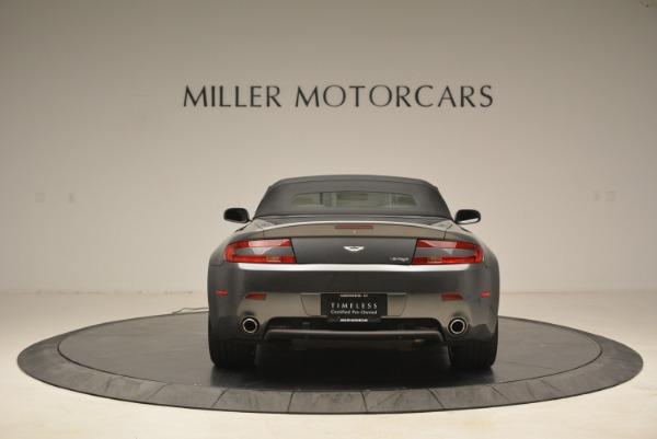 Used 2009 Aston Martin V8 Vantage Roadster for sale Sold at Alfa Romeo of Westport in Westport CT 06880 18