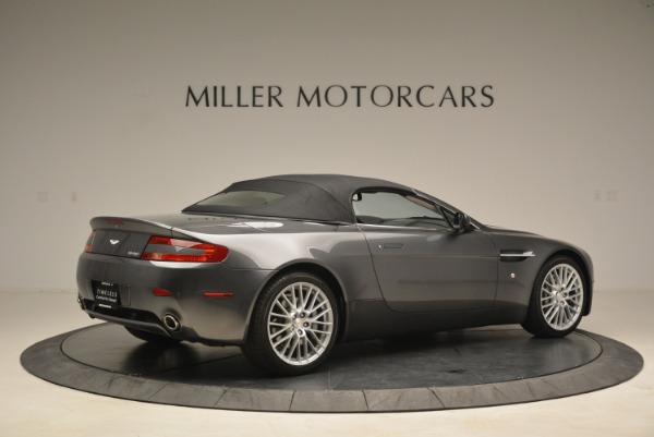Used 2009 Aston Martin V8 Vantage Roadster for sale Sold at Alfa Romeo of Westport in Westport CT 06880 20
