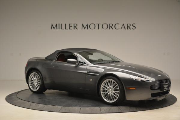 Used 2009 Aston Martin V8 Vantage Roadster for sale Sold at Alfa Romeo of Westport in Westport CT 06880 22