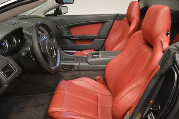 Used 2009 Aston Martin V8 Vantage Roadster for sale Sold at Alfa Romeo of Westport in Westport CT 06880 25