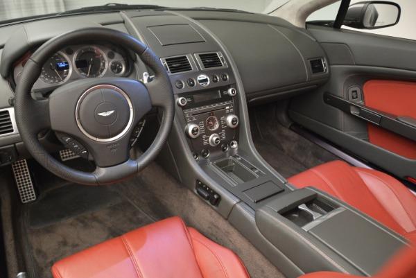Used 2009 Aston Martin V8 Vantage Roadster for sale Sold at Alfa Romeo of Westport in Westport CT 06880 26