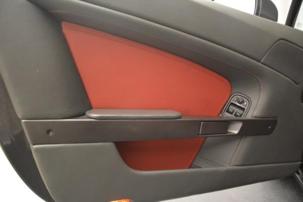 Used 2009 Aston Martin V8 Vantage Roadster for sale Sold at Alfa Romeo of Westport in Westport CT 06880 27