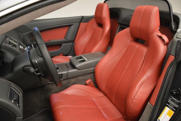 Used 2009 Aston Martin V8 Vantage Roadster for sale Sold at Alfa Romeo of Westport in Westport CT 06880 28
