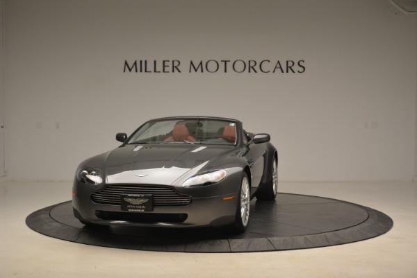 Used 2009 Aston Martin V8 Vantage Roadster for sale Sold at Alfa Romeo of Westport in Westport CT 06880 1