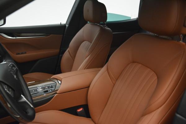 New 2018 Maserati Levante S Q4 GranLusso for sale Sold at Alfa Romeo of Westport in Westport CT 06880 14