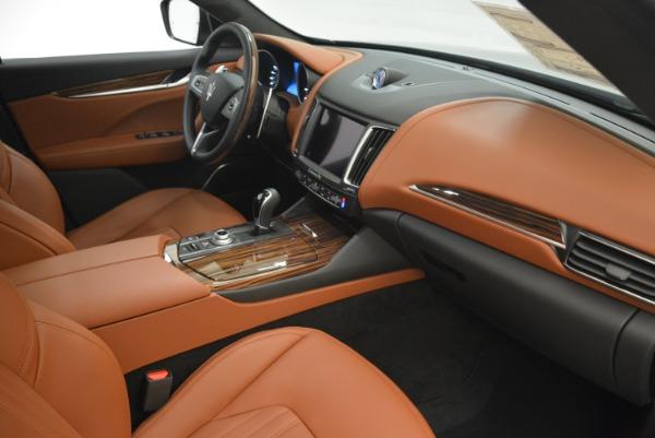 New 2018 Maserati Levante S Q4 GranLusso for sale Sold at Alfa Romeo of Westport in Westport CT 06880 20