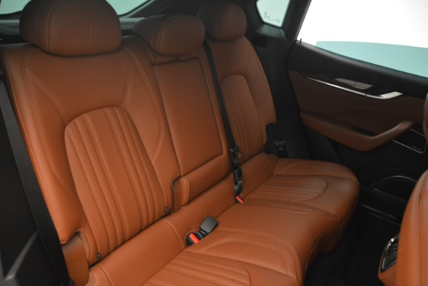 New 2018 Maserati Levante S Q4 GranLusso for sale Sold at Alfa Romeo of Westport in Westport CT 06880 25