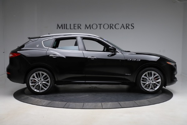 Used 2018 Maserati Levante Q4 GranSport for sale $53,900 at Alfa Romeo of Westport in Westport CT 06880 10