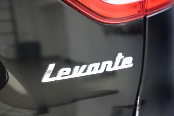 Used 2018 Maserati Levante Q4 GranSport for sale $53,900 at Alfa Romeo of Westport in Westport CT 06880 16