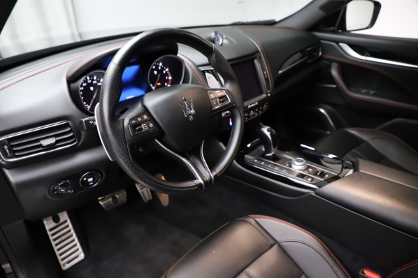 Used 2018 Maserati Levante Q4 GranSport for sale $53,900 at Alfa Romeo of Westport in Westport CT 06880 18
