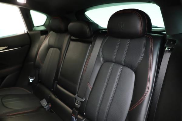Used 2018 Maserati Levante Q4 GranSport for sale $53,900 at Alfa Romeo of Westport in Westport CT 06880 21