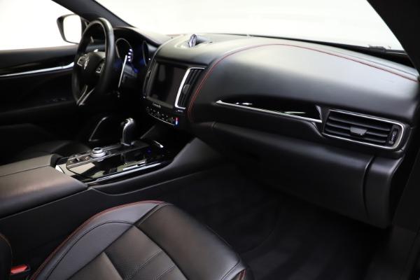 Used 2018 Maserati Levante Q4 GranSport for sale $53,900 at Alfa Romeo of Westport in Westport CT 06880 28