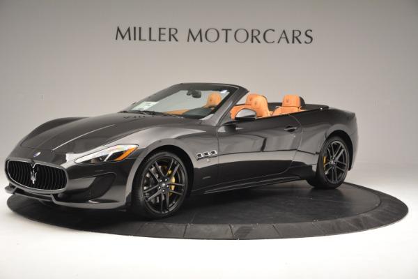 Used 2015 Maserati GranTurismo Sport Convertible for sale Sold at Alfa Romeo of Westport in Westport CT 06880 2