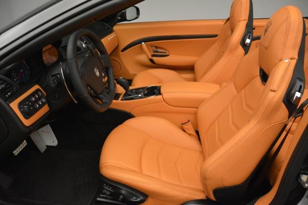 Used 2015 Maserati GranTurismo Sport Convertible for sale Sold at Alfa Romeo of Westport in Westport CT 06880 20