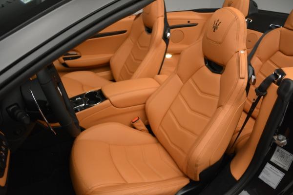 Used 2015 Maserati GranTurismo Sport Convertible for sale Sold at Alfa Romeo of Westport in Westport CT 06880 21