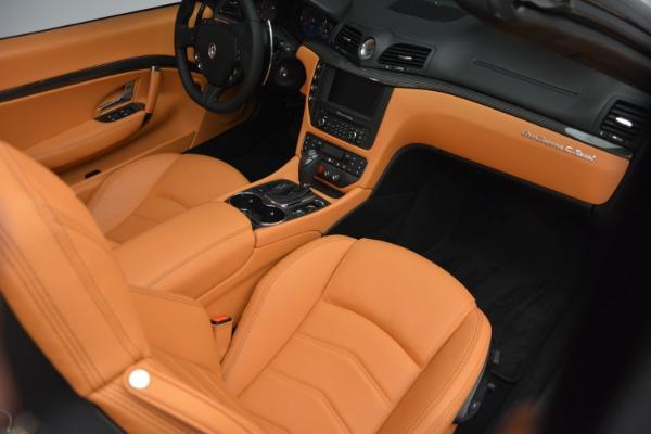 Used 2015 Maserati GranTurismo Sport Convertible for sale Sold at Alfa Romeo of Westport in Westport CT 06880 23