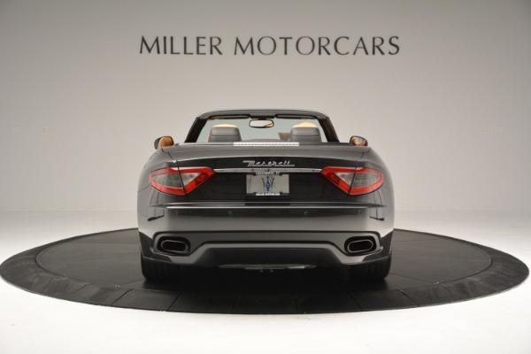 Used 2015 Maserati GranTurismo Sport Convertible for sale Sold at Alfa Romeo of Westport in Westport CT 06880 7