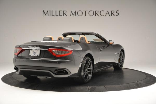 Used 2015 Maserati GranTurismo Sport Convertible for sale Sold at Alfa Romeo of Westport in Westport CT 06880 8