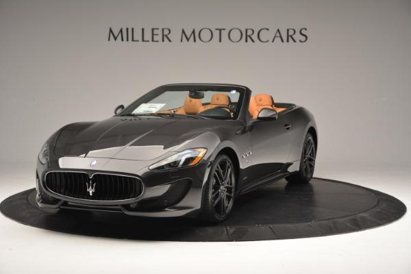 Used 2015 Maserati GranTurismo Sport Convertible for sale Sold at Alfa Romeo of Westport in Westport CT 06880 1