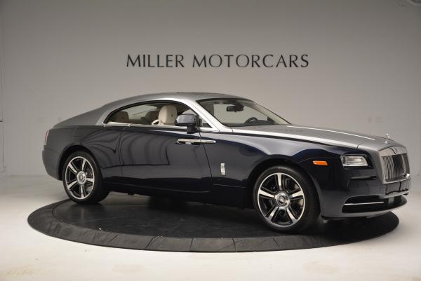 New 2016 Rolls-Royce Wraith for sale Sold at Alfa Romeo of Westport in Westport CT 06880 10