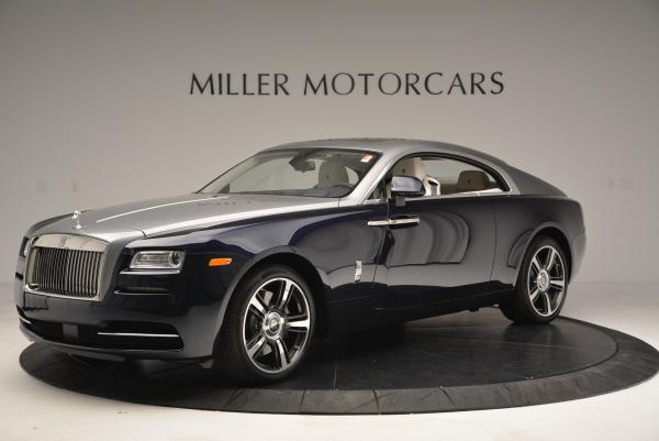New 2016 Rolls-Royce Wraith for sale Sold at Alfa Romeo of Westport in Westport CT 06880 2