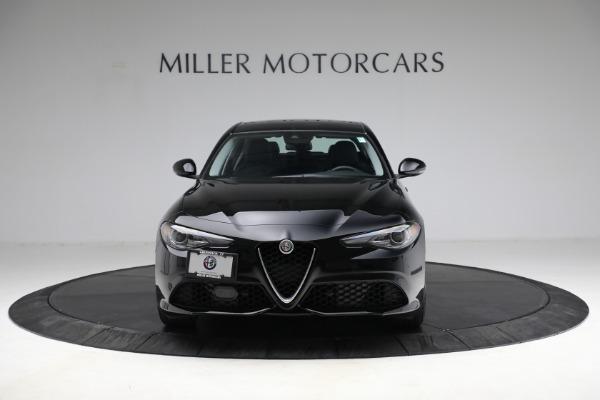 Used 2018 Alfa Romeo Giulia Ti Sport Q4 for sale $34,900 at Alfa Romeo of Westport in Westport CT 06880 11