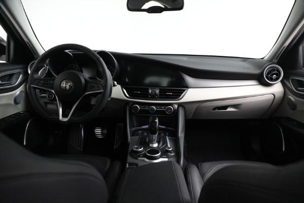 Used 2018 Alfa Romeo Giulia Ti Sport Q4 for sale $34,900 at Alfa Romeo of Westport in Westport CT 06880 22