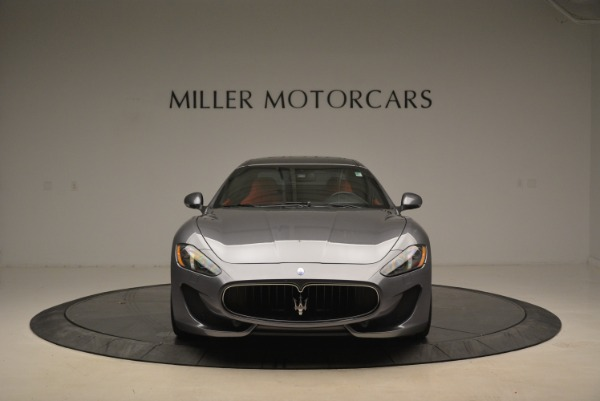 Used 2014 Maserati GranTurismo Sport for sale Sold at Alfa Romeo of Westport in Westport CT 06880 10
