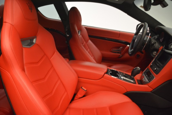 Used 2014 Maserati GranTurismo Sport for sale Sold at Alfa Romeo of Westport in Westport CT 06880 18